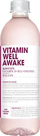 Bild på Vitamin Well Awake 50 cl ink. Pant