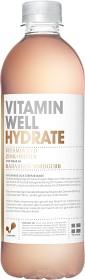 Bild på Vitamin Well Hydrate Rabarber/Jordgubb 50 cl inkl. Pant