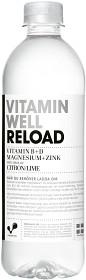 Bild på Vitamin Well Reload Citron/Lime 50 cl inkl. Pant