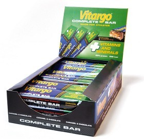 Bild på Vitargo Complete Bar Choklad Karamell 18 st