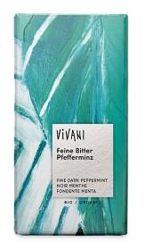 Bild på Vivani Mörk Choklad Mint 100 g