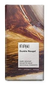 Bild på Vivani Dark Nougat 100 g