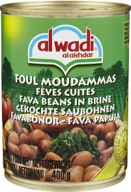 Bild på Al Wadi Favabönor 400 g