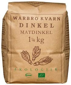 Bild på Warbro Kvarn Dinkel Matdinkel 1,25 kg