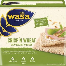 Bild på Wasa Crisp'n Wheat 110 g