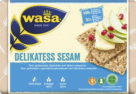 Bild på Wasa Delikatess Sesam 285 g