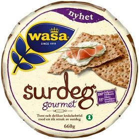 Bild på Wasa Surdeg Gourmet 660 g