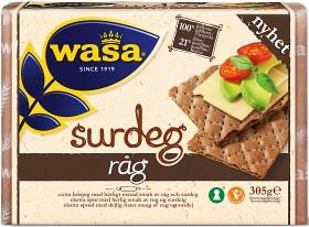 Bild på Wasa Surdeg Råg 305 g