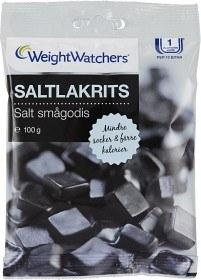Bild på ViktVäktarna Saltlakrits 100 g