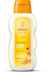 Bild på Weleda Baby Calendula Body Oil 200 ml