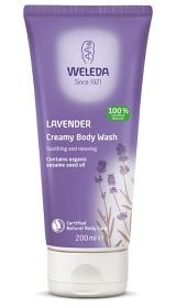 Bild på Weleda Lavender Creamy Body Wash 200 ml