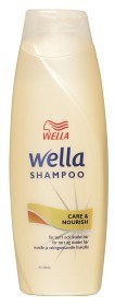 Bild på Wella Care & Nourish Schampo 300 ml