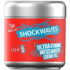 Bild på Wella Shockwaves Ultra Strong Mess Constructor 150 ml