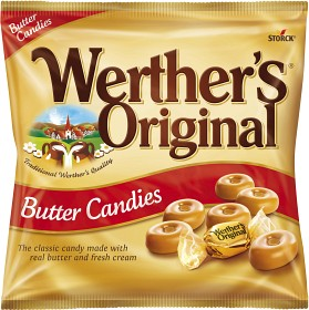 Bild på Werther's Original Butter Candies 135 g