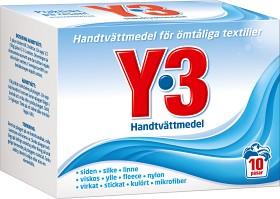 Bild på Y3 Tvättpulver Fintvätt Handtvätt 20 p