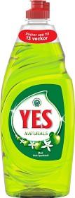 Bild på YES Handdiskmedel Naturals Äpple 650 ml