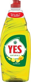 Bild på YES Handdiskmedel Naturals Lemon 650 ml