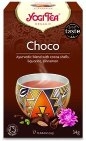 Bild på Yogi Tea Choco 17 tepåsar