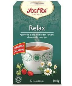 Bild på Yogi Tea Relax 17 tepåsar
