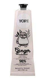 Bild på YOPE Hand Cream Ginger & Sandalwood 100 ml
