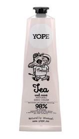 Bild på YOPE Hand Cream Tea & Mint 100 ml