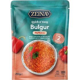 Bild på Zeinas Bulgur Paprika Quick n' Easy250g