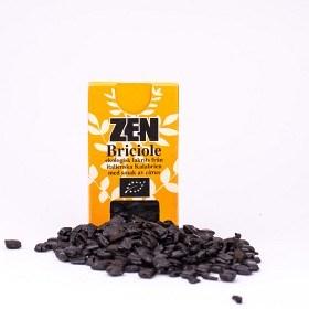 Bild på ZEN Bricole Citrus Lakritspastiller i Tablettask 25 g