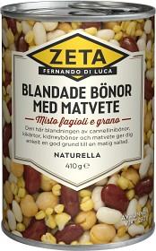 Bild på Zeta Bönsallad med Matvete 410 g