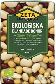 Bild på Zeta Blandade Bönor 380 g