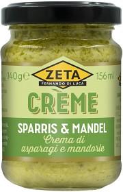Bild på Zeta Crème av Sparris & Mandel 140g