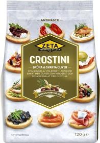Bild på Zeta Crostini med Oliver 120 g