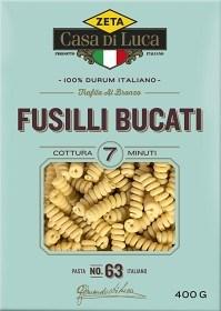 Bild på Zeta Casa Di Luca Pasta Fusilli Bucati 400 g