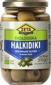 Bild på Zeta Halkidikioliver Urkärnade 370 g
