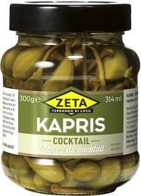 Bild på Zeta Kapris Cocktail 295 g
