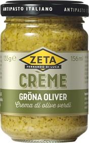 Bild på Zeta Olivcrème Grön 135 g