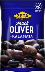 Bild på Zeta Oliver Kalamata Snack 70 g