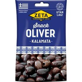 Bild på Zeta Oliver Kalamata Snack 70g
