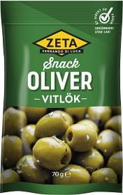 Bild på Zeta Oliver Vitlök Snack 70 g