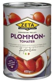 Bild på Zeta Plommontomater 400 g