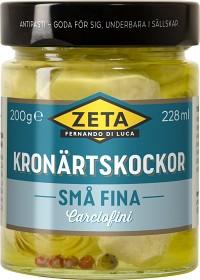 Bild på Zeta Kronärtskockor Små Fina 200 g