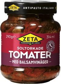Bild på Zeta Soltorkade Tomater i Balsamvinäger 290 g