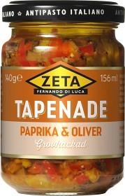 Bild på Zeta Tapenade Paprika & Oliver 140 g
