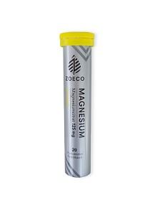 Bild på Zoeco Magnesiumcitrat 125 mg 20 brustabletter