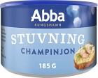 Abba Champinjonstuvning 185 g