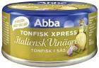 Abba Tonfisk Xpress Italiensk Vinägrett 185 g