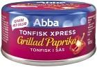 Abba Tonfisk Xpress Grillad Paprika 185 g