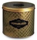 Arbrå Ångbageri Pepparkakor Burk i Guld & Svart 430 g