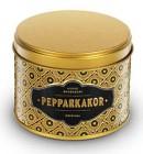 Arbrå Ångbageri Pepparkakor Burk i Guld & Svart 45 g