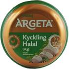 Argeta Kycklingpastej Halal 95 g