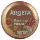 Argeta Kycklingpastej Pikant 95 g
